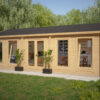 Záhradná Drevostavba Hansa Garden Room